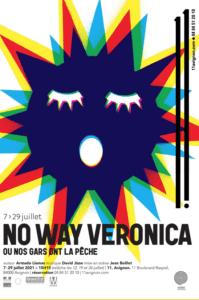 Affiche No Way Veronica Boillot