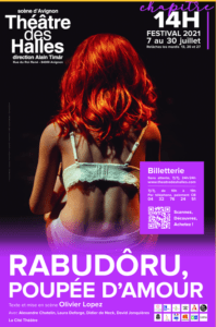Affiche Rabudoru