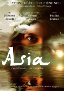 Affiche Asia