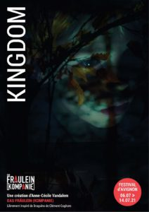 affiche Kingdom Vandalem
